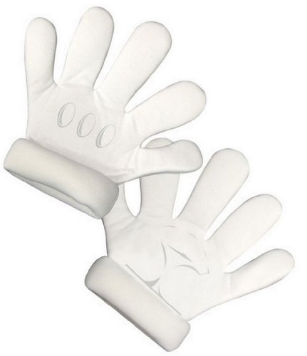 Deluxe Super Mario Bros Gloves