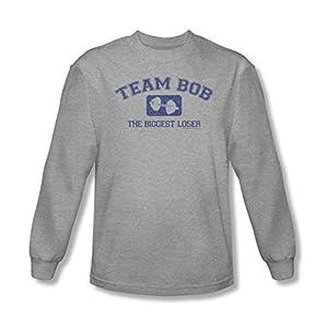 The Biggest Loser Team Bob Long Sleeve T-Shirt