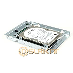 General 2.5 SSD to 3.5 SATA Hard Disk Drive HDD Adapter CADDY TRAY CAGE Hot Swap Plug
