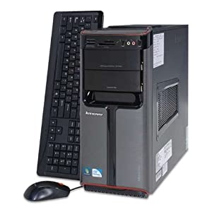 Lenovo Ideacentre Desktop / Intel Pentium Processor / 4GB Memory