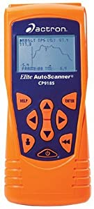 Actron CP9185 Elite AutoScanner Diagnostic Code Scanner from Actron