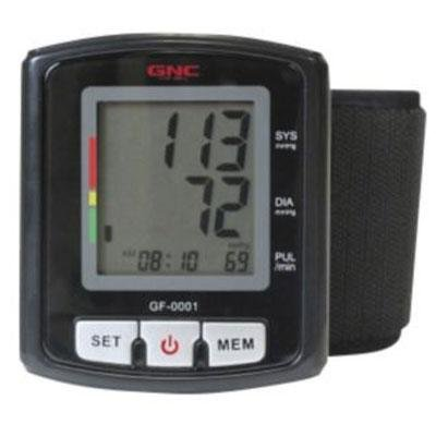 Image of GNC Wrist Blood Pressure GNC Wrist Blood Pressure (B007I52IDC)