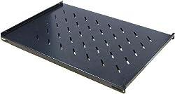 Cablematic - Bandeja para rack de fijación lateral F660 para MobiRack
