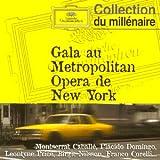 echange, troc  - Gala au Metropolitan Opéra de New York