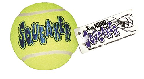 Artikelbild: Kong Company (The) Air Dog Aufschrift Tennisbälle Squeaker
