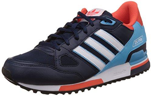 Adidas Herren Zx 750 Sneakers, Blau (Collegiate Navy/Ftwr White/Bright Cyan), 44 EU thumbnail