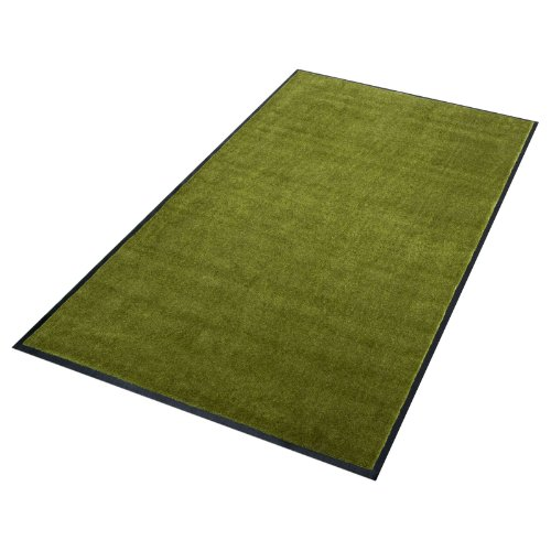 Joy Series Use & Wash Floor Mat - Green - 103x180cm - 5 sizes available