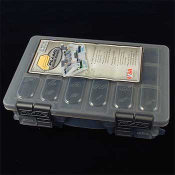 Plano Two Tier Tackle Box (Medium)