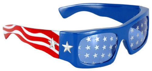 Patriot Sunglasses - Adult Std.