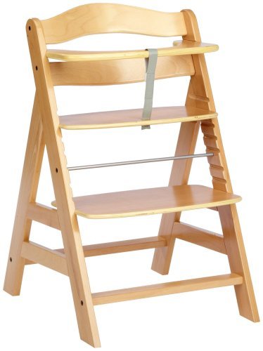 Hauck Alpha Grow With You Wooden Highchair (Natural)