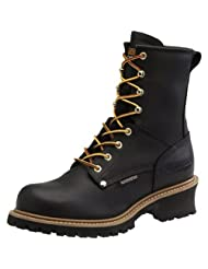 Carolina Mens Waterproof Work Leather Boot