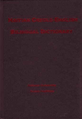Haitian Creole-English Bilingual Dictionary
