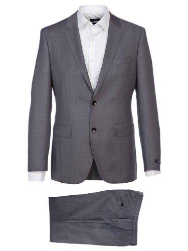 Hugo Boss Keys Shaft Suit in Grey 38