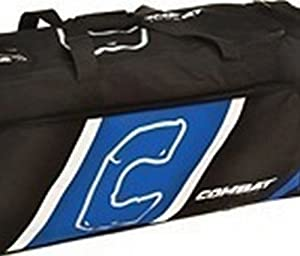 Combat Sports Equipment Wheeled Bags - 41 x 16 x 17 (BLK BLUE) by Combat