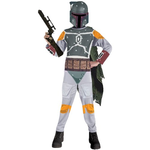 Boba Fett Costume - Medium