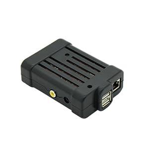 Kootek® Raspberry Pi Case Box Enclosure (Black)