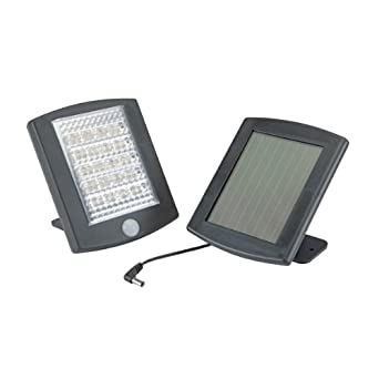 Bunker Hill Security 36 LED Solar Security Light with Motion Detector