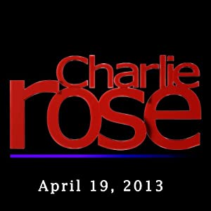 Charlie Rose: Deval Patrick, John Miller, Mike Barnicle, Kevin Cullen, and Gregory Doran, April 19, 2013 | [Charlie Rose]