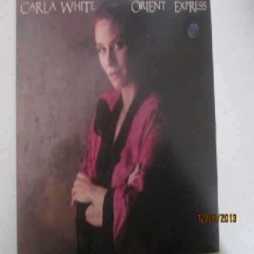Carla White - Orient Express - [LP] by Carla White