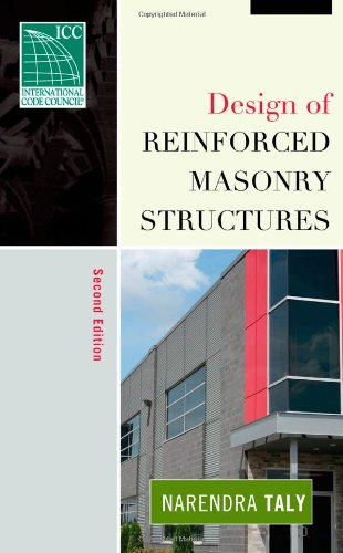 Design of Reinforced Masonry Structures - McGraw-Hill Professional - 0071475559 - ISBN:0071475559