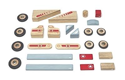 For Sale Tegu Jumper Magnetic Wooden Block Set