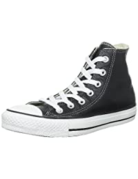 Converse Unisex Chuck Taylor All Star Leather High Top Shoes