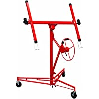Troy DPH11 11' Drywall Rolling Lifter Panel Hoist Tool