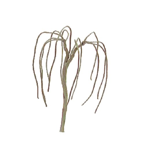 JTT Scenery Products Professional Tree Armatures: Weeping Willow, 2.5""