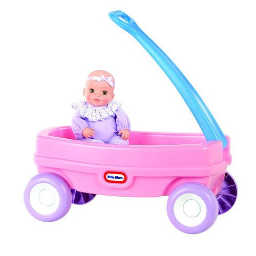 Baby Born Lil' Wagon front-81323