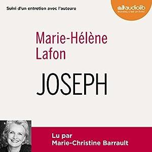 Joseph, suivi d'un entretien avec l'auteure | Livre audio