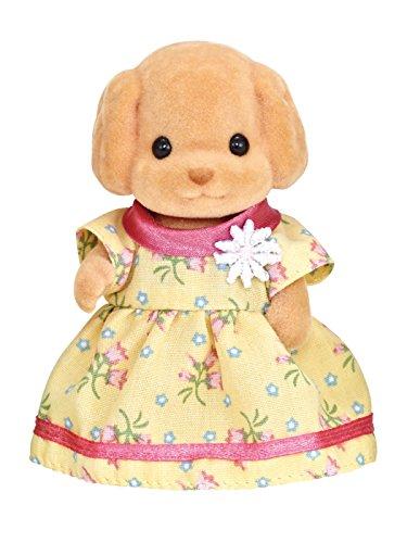 シルバニアファミリー 人形 トイプードルのお母さん