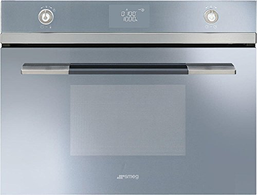 Smeg SF4120MCS Microwave Linea Built-in Combination Compact
