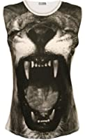 WearAll - Impression tigre - Hauts - Femme - Taille 36-42