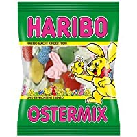 Haribo EasterMix Easter Mix Oster Mix Bag of 200g ( 7.05 Oz )