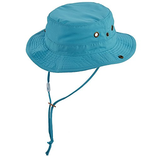 uv-boonie-hat-for-kids-from-scala-turquoise