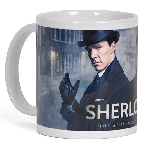Sherlock - Tazza con motivo Abominable Bride - In confezione regalo