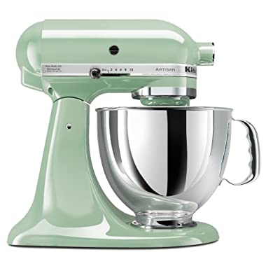 KitchenAid KSM150PSPT Artisan 5-qt Stand Mixer (Pistachio)
