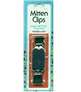 Mitten Clips By Collins(Colors Vary)
