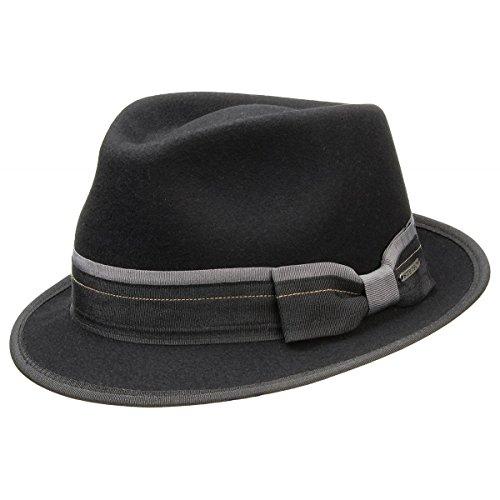 hallandale-cappello-trilby-stetson-cappello-feltro-di-lana-cappello-in-lana-xl-60-61-nero