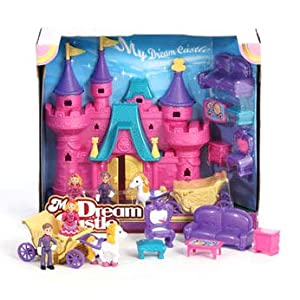 amazon princess castle platter