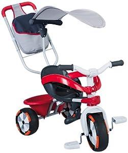 smoby 434115 tricycle baby driver v confort sport. Black Bedroom Furniture Sets. Home Design Ideas