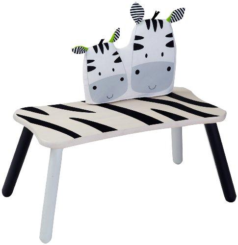 Zebra Long Bench