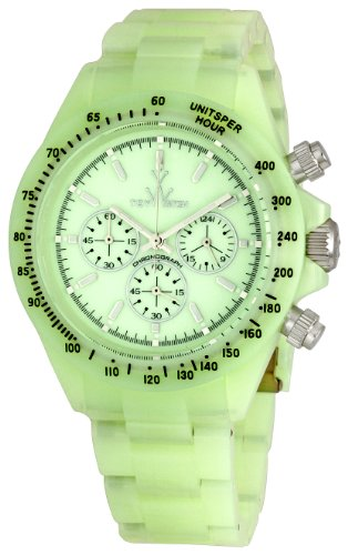Toy Watch Unisex FLD20WH Disco Plasteramic Watch