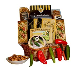 Spicy Gift Basket from Gift Basket For All