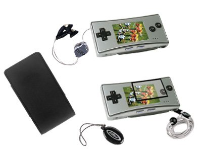 GameBoy Micro Starter Kit - Game Boy Advance (Gameboy Micro Case compare prices)