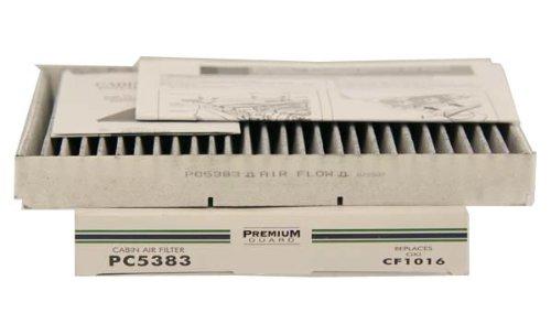 Premium Guard PC5383 Cabin Air Filter
