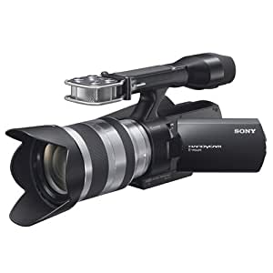 Sony NEXVG10 Full HD Interchangeable Lens Camcorder (Black) (Discontinued by Manufacturer)