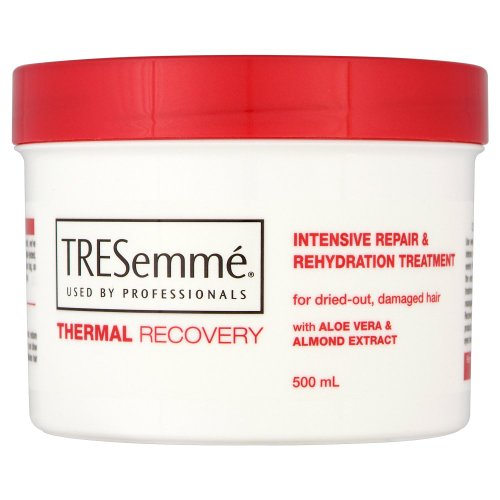 TRESemme Thermal Recovery Intense Repair and Rehydration Treatment Masque 500 ml - Pack of 3
