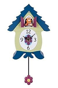 Coo Clock Kitty Childrens Clocks