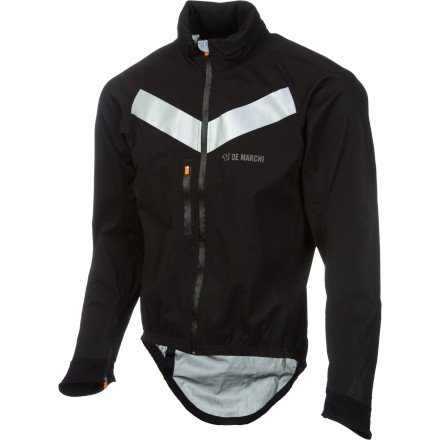 Image of DeMarchi Contour Plus Ultra 3L Hardshell Jacket - Men's (B009GDLH8Q)
